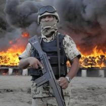 PX mexico military SOLDADO